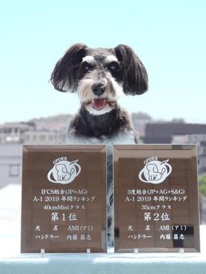 写真:2位 内藤 昌志 AMI(アミ)